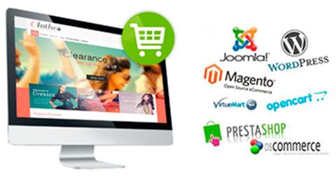 Разработка и создание интернет-магазина на бесплатной CMS (WordPress ... d371675d78cb0